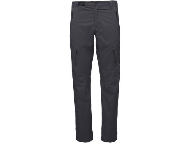 Black Diamond Traverse Pants Herre carbon